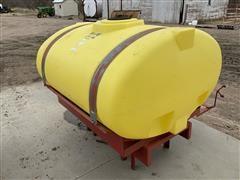 400-Gal Elliptical Tank