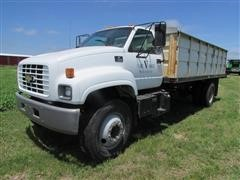 1997 Chevrolet C7500 S/A Grain Truck