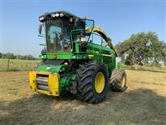 2009 John Deere 7850 Forage Harvester