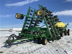2013 John Deere 1895X/1910H Air Seeder & Air Cart