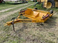 Soil Mover 200WS 2-Yard Dirt Scraper