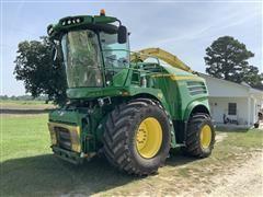 2015 John Deere 8500 Self Propelled Forage Silage Harvester