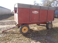 Stan-Hoist All Steel Harvest Wagon W/Hoist