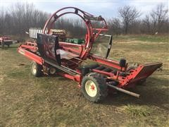 Anderson NWS 660 Bale Wrapper