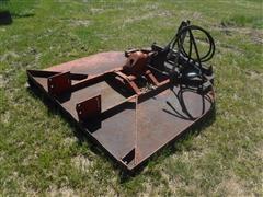 Bush Hog 307 7' Skid Loader Rotary Mower