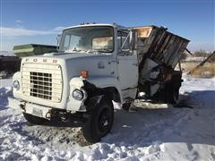 1979 Ford F700 S/A Feed Truck (INOPERABLE)