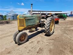1951 Oliver 77 Row Crop 2WD Tractor