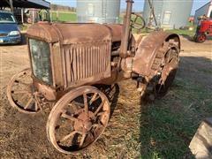 McCormick-Deering 2WD Tractor