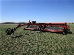 2008 H&S TWM12 2-Windrow Merger