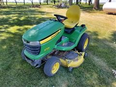 2011 John Deere X534 Lawn Mower