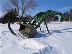 John Deere 280 Quick Attach Tractor Loader