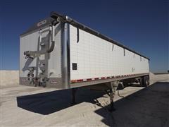 2016 Wilson DWH500 Pacesetter T/A Grain Trailer