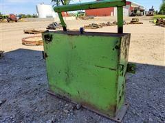 Steiger 450/470 Hydraulic Oil Tank