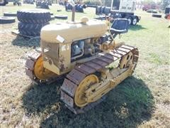 Oliver OC-3 Crawler Tractor