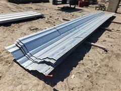 Behlen Galvanized Curved Panels