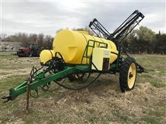 Schaben Pull-Type Field Sprayer