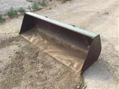 John Deere Front Loader Bucket Attachment