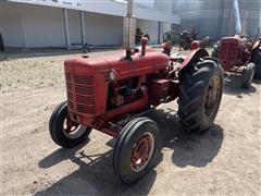 1952 International McCormick Super W4 2WD Tractor