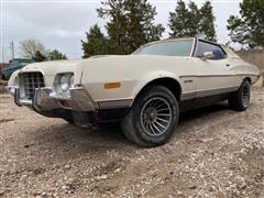 1972 Ford Gran Torino Sport 2 Door Hard Top Project Car