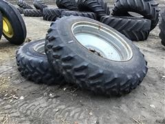 Goodyear 18.4R42 DT710 Tires And Rims