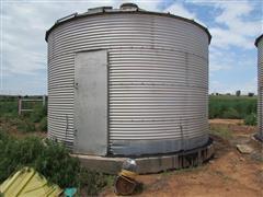 Columbian 850 Bu Grain Bin
