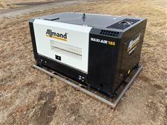 2018 Allmand Maxi-Air 185 Diesel Air Compressor