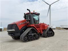 2015 Case IH Quadtrac 580 Track Tractor