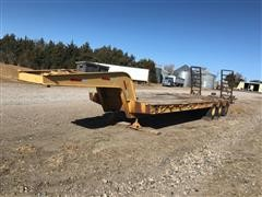 1964 Hyster Tri/A Fixed Neck Lowboy