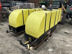 Demco 350-Gallon Saddle Tanks