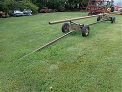 John Deere 30' Header Cart