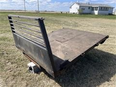 Ram Steel Flatbed