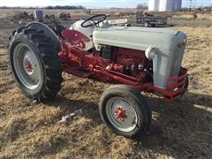 1952 Ford Golden Jubilee 2WD Tractor