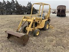 Terramite T5C 2WD Loader Backhoe