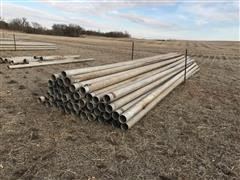 "6"" X 30' Long Mainline Irrigation Pipe"