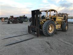 Sellick S60 PDS-2 Rough Terrain Forklift