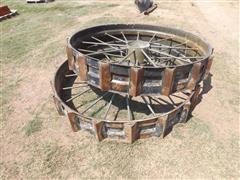 Shop Built Steel Wheels