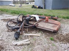 Bush Hog 3126 10 1/2' Pull Type Rotary Mower