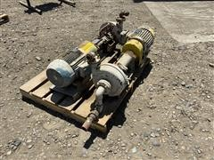 TECO-Westinghouse N0036 Severe Duty 3 Phase Electric Motor