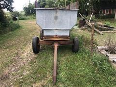 David Bradley Grain Wagon