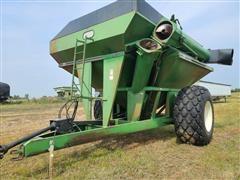 A&L F705 Grain Cart W/Corner Auger System