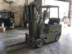 1976 Clark C300 Forklift