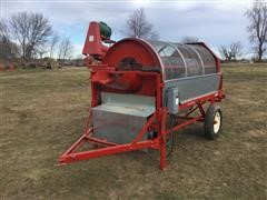 Buhler Y482 Dual Stage Rotary Grain Cleaner
