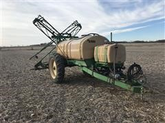 Great Plains AS-1000 Pull-Type Sprayer