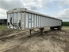 2003 Red River LD2-4866-47 T/A Live Bottom Trailer