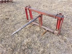 Westendorf Bale Spear Attachment