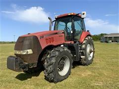 2012 Case IH Magnum 210 MFWD Tractor