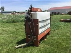 DitchWitch MM9 Water Tank
