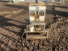 T-L Hydraulic Pump & Reservoir