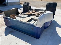 1999 Ford F350 Dual Wheel Pickup Box
