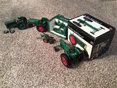 Oliver Vintage Toy Tractors & Crawler